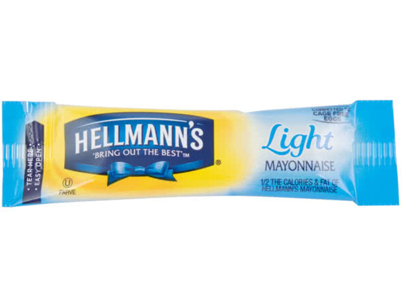 E1 Hellmann s light majonéz 15 ml